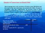 ejemplos de transacciones con entrada doble1