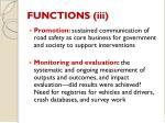 functions iii