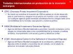 tratados internacionales en protecci n de la inversi n extranjera