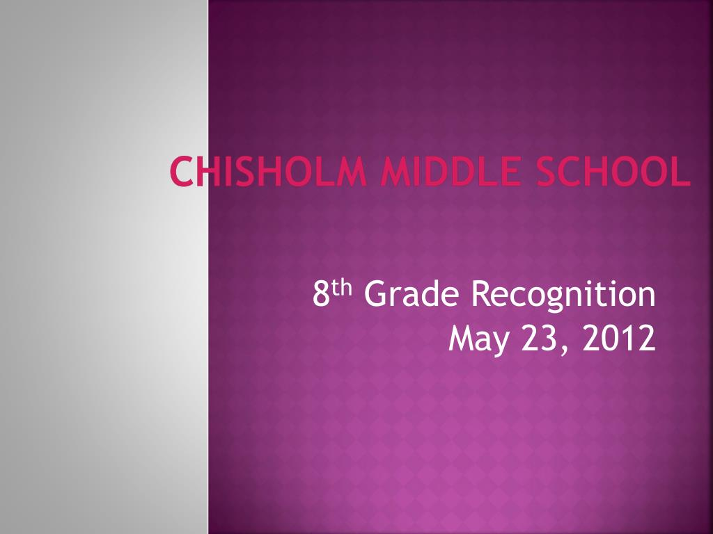chisholm middle school l.