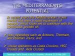 the mediterranean s potential