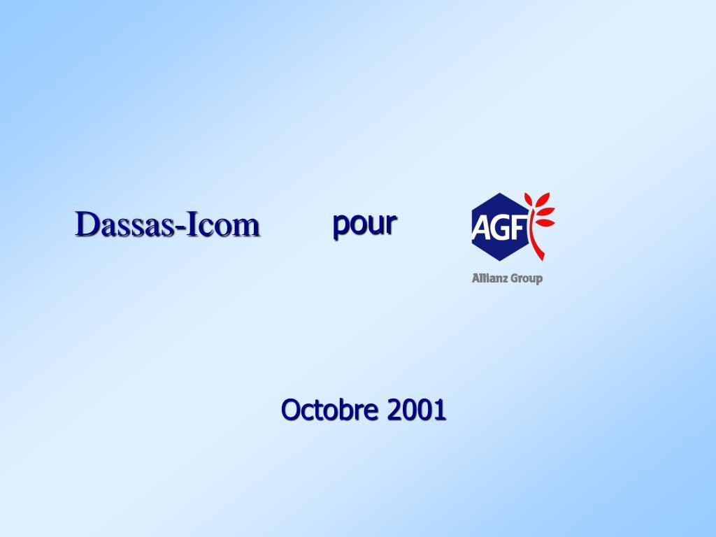 octobre 2001 l.