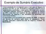 exemplo de sum rio executivo2
