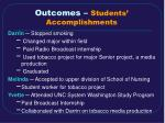 outcomes students accomplishments2