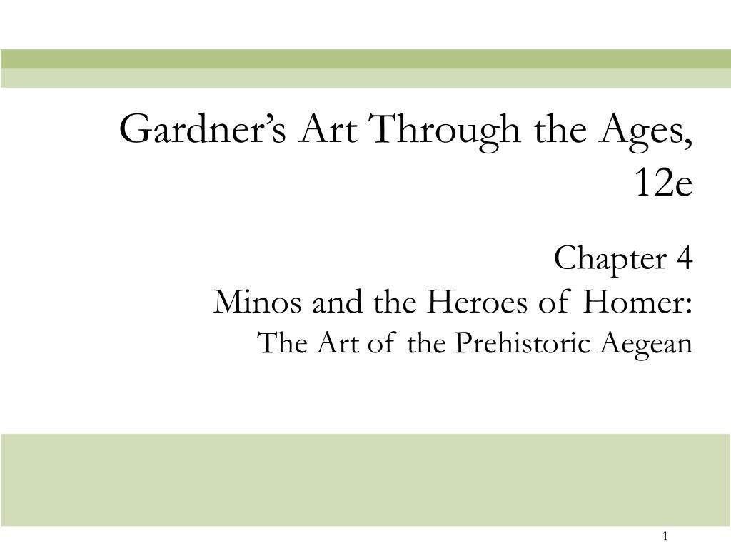 gardner s art through the ages 12e l.