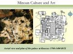 minoan culture and art