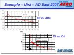 exemplo uir ad east 200743