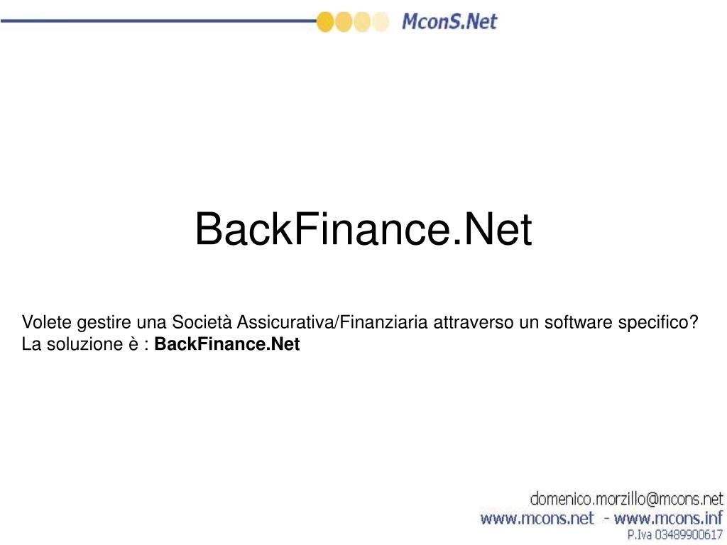 backfinance net l.