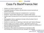 casa fa backfinance net