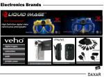 electronics brands