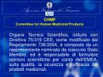 chmp committee for human medicinal products