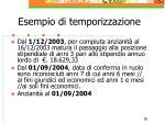 esempio di temporizzazione50