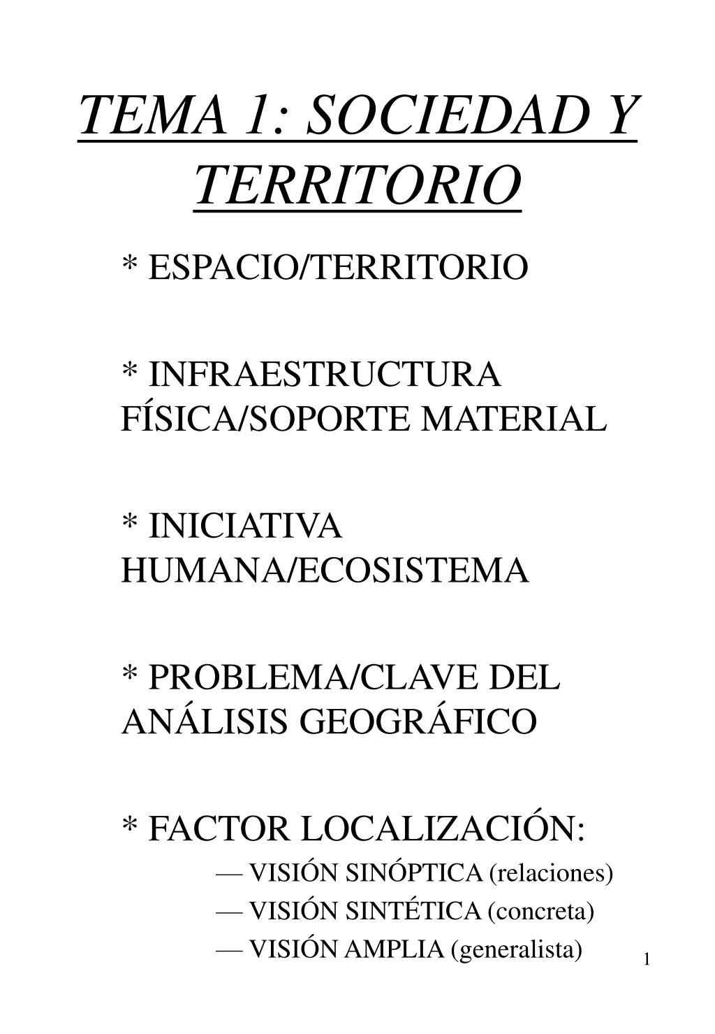 tema 1 sociedad y territorio l.