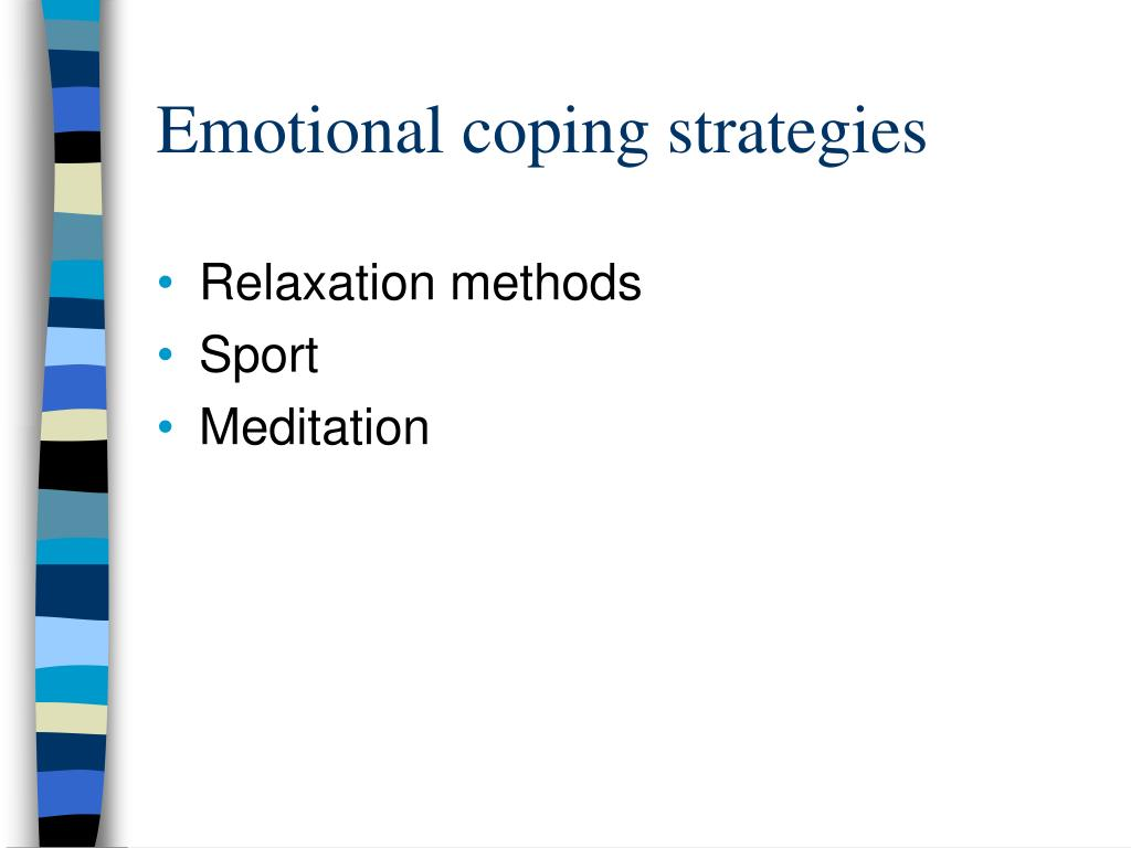 emotional quotient and coping strategies of