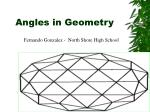 angles in geometry