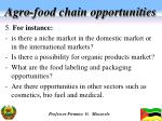 agro food chain opportunities2