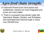 agro food chain strengths2