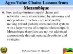agro value chain lessons from mozambique3