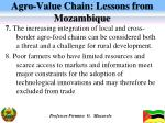 agro value chain lessons from mozambique4
