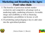 marketing and branding in the agro food value chain2