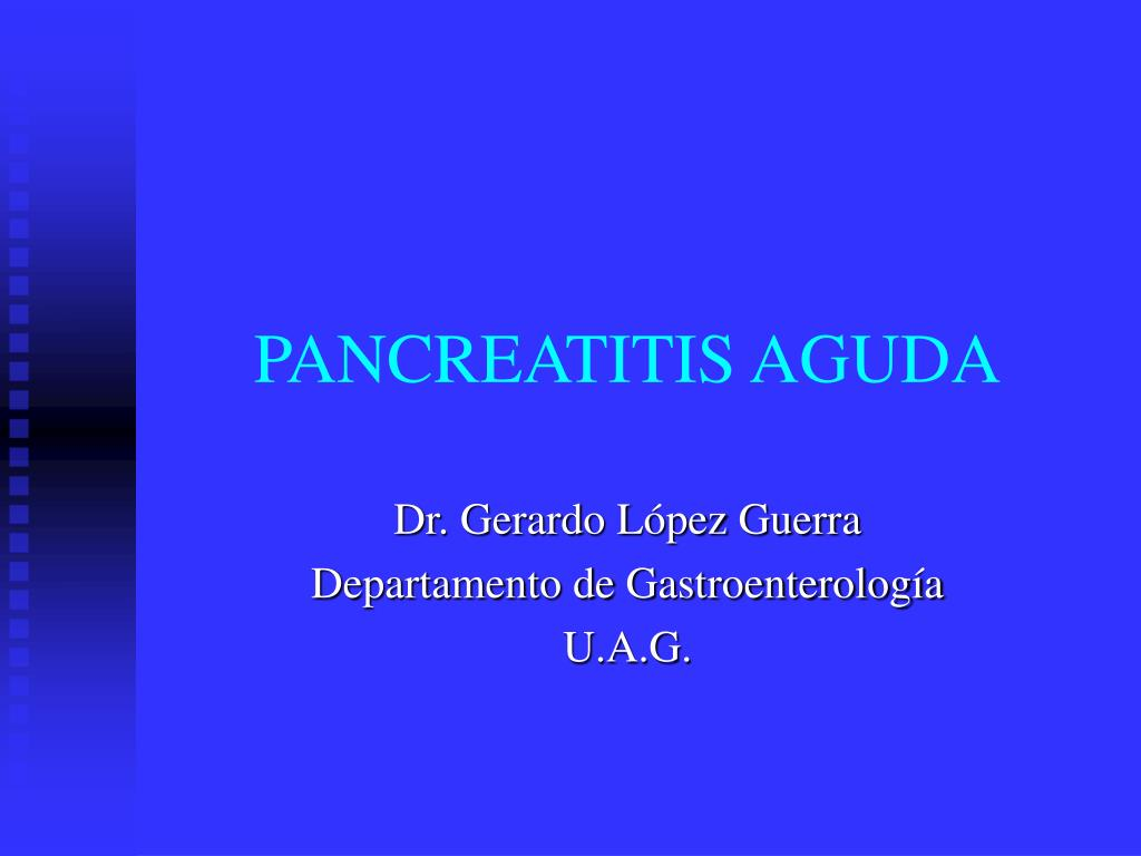 pancreatitis aguda l.