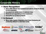 corporate history1