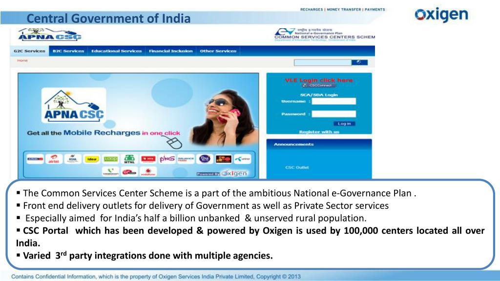 Central Government of India