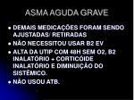 asma aguda grave10