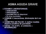 asma aguda grave19