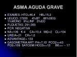 asma aguda grave8