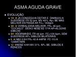 asma aguda grave9
