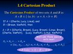 1 4 cartesian product