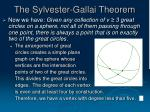 the sylvester gallai theorem15