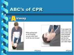 abc s of cpr