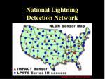 national lightning detection network