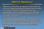 aimi trial background