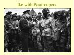 ike with paratroopers