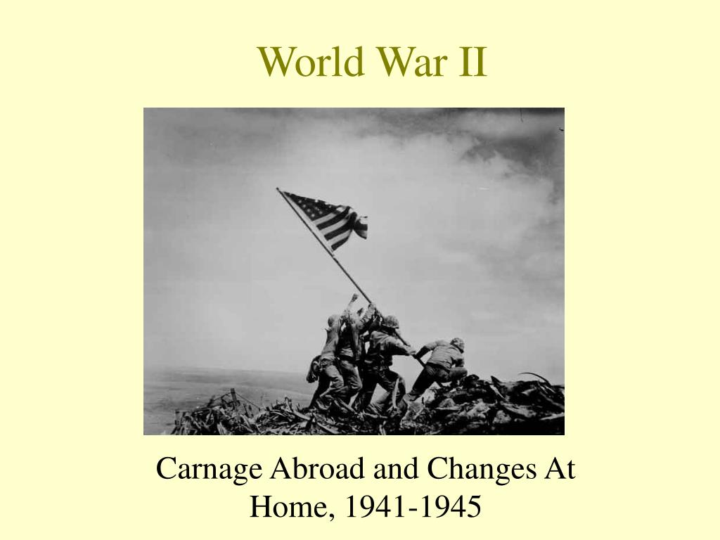 world war ii l.