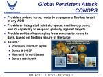 global persistent attack conops
