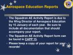 aerospace education reports59