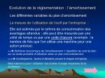 evolution de la r glementation l amortissement63