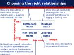 choosing the right relationships6