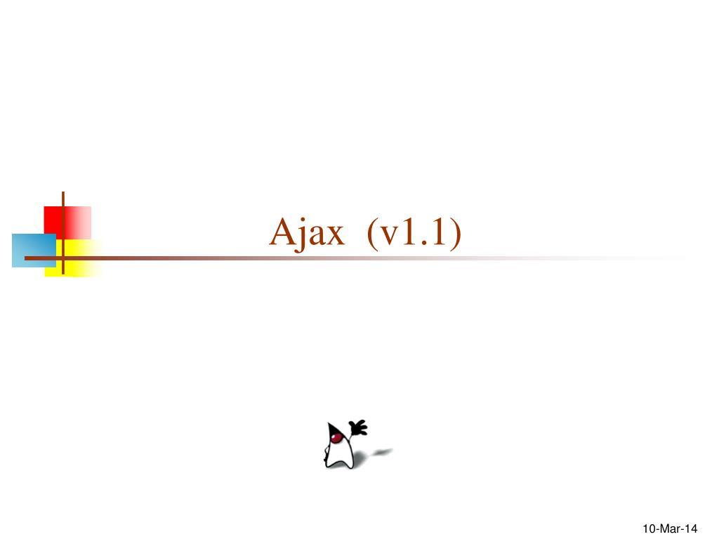 ajax v1 1 l.