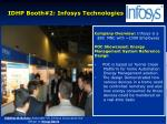idhp booth 2 infosys technologies