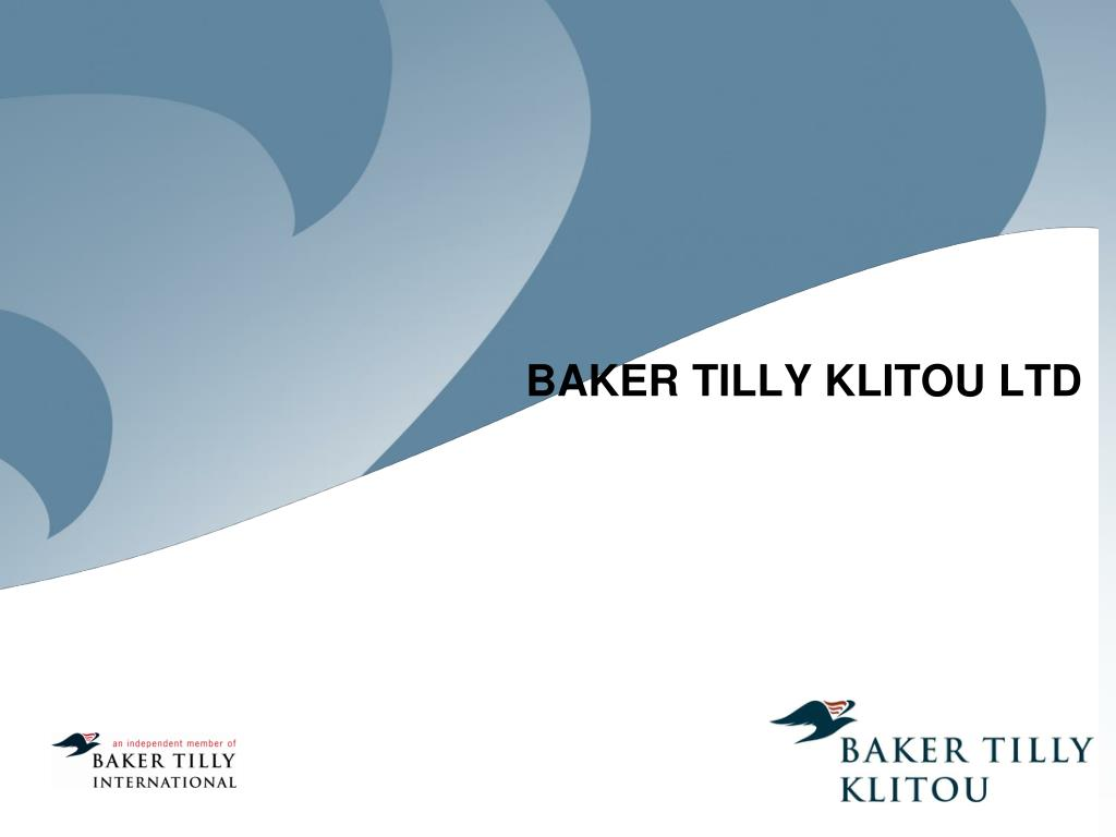 baker tilly klitou ltd l.