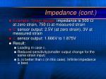 impedance cont2