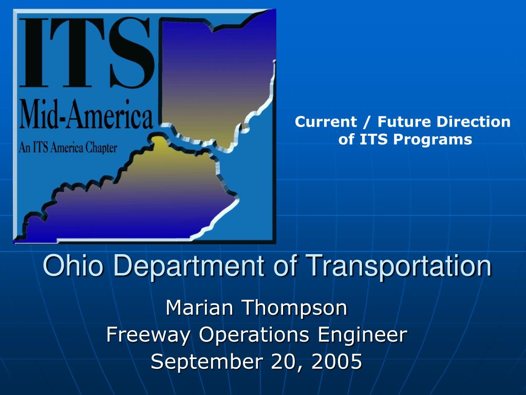 ohio department of transportation l.