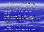 counseling knowledge11