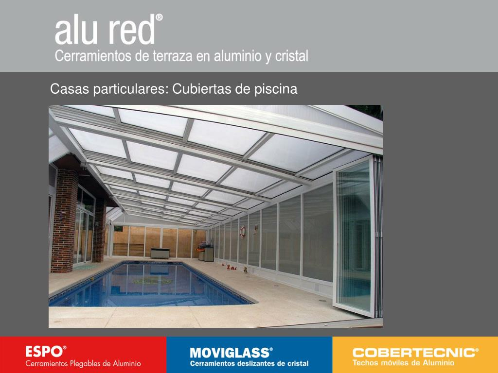 Ppt Presentación Alu Red Cerramientos De Terrazas Con