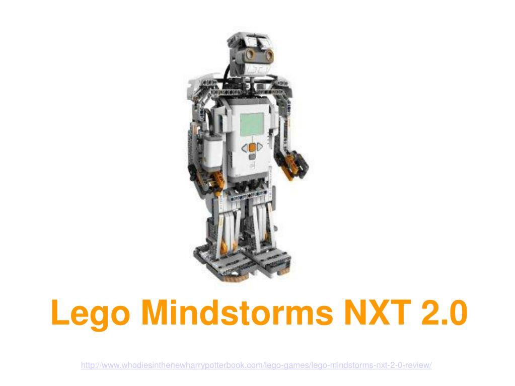 lego mindstorms nxt 2 0 l.